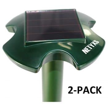 Netyxs Solar Powered and Waterproof Snake Repellent