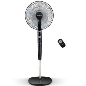 Pelonis Oscillating Standing Pedestal Fan