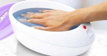paraffin wax bath machines