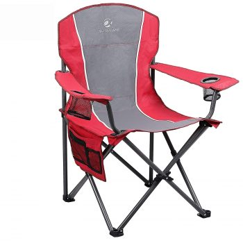 ALPHA CAMP Camping Folding Chair