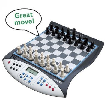 PowerBrain Talking Chess Master 3