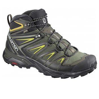 Salomon X GORE-TEX Ultra 3 mid Men's Hiking Boots