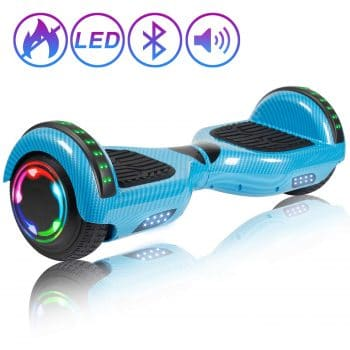 SISIGAD Self Balancing Scooter for Kids and Adults