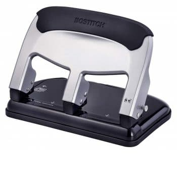 Bostitch EZ 40 Sheet 3-Hole Punch