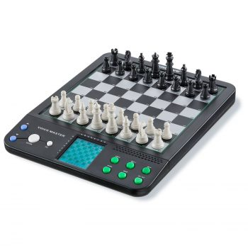 Croove Electronic Chess and Checkers Set