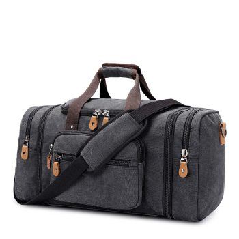 Plambag Canvas Duffle Bag for Travel