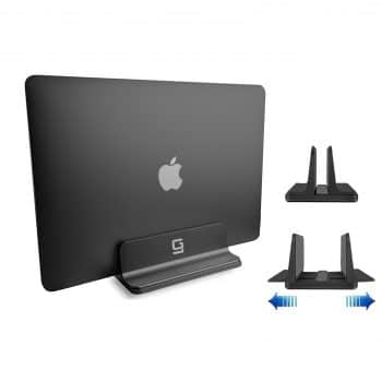 GodSpin Laptop Stand Dock