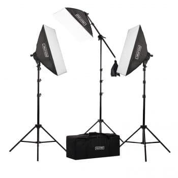 Fovitec Softbox Lighting Kit