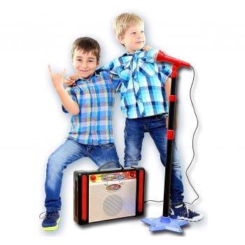 IQ Toys Kids Karaoke Machine
