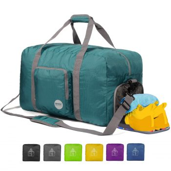 "WANDF 24"" – 36"" Foldable Duffel Bag"