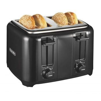 Proctor Silex 4-Slice Extra-Wide Slot Toaster