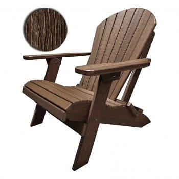 DURAWEATHER Folding Adirondack Chair