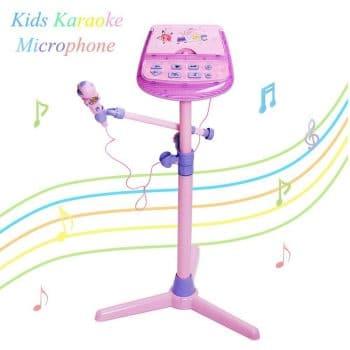 Happytime Kids Microphone Musical Karaoke Machine