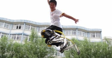 Shoes Jumping Stilts