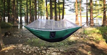 hammock with mosquito nets