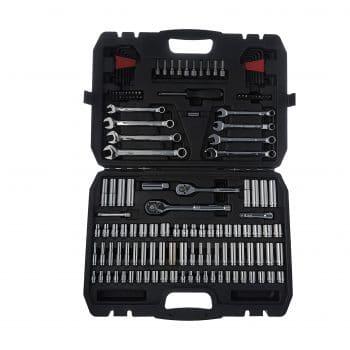 AmazonBasics Mechanic Socket Tool Set