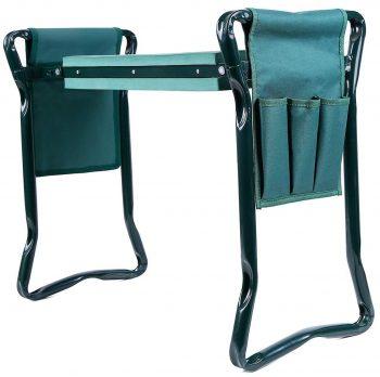 Ohuhu Foldable Garden Kneeler Seat