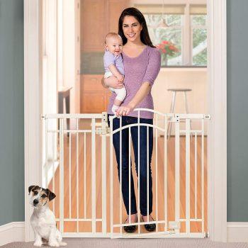 Summer Infant Deco Extra Tall Walk-Thru Gate