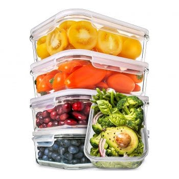 Prep Naturals Meal Containers