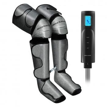 MagicMakers Foot and Leg Massager for Circulation