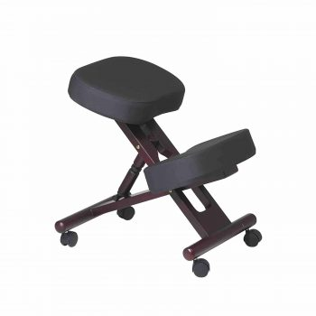 Office Star SpaceFlex Knee Chair with Casters