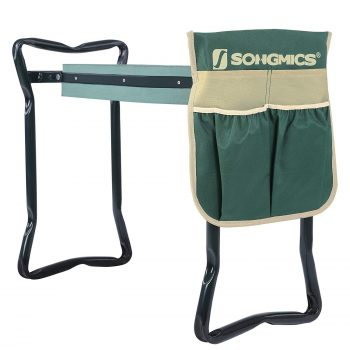 SONGMICS Foldable Garden Kneeler Seat