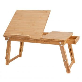 SONGMICS Laptop Desk for Bed