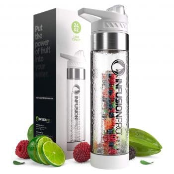 Infusion Pro Premium Infused Water Bottle