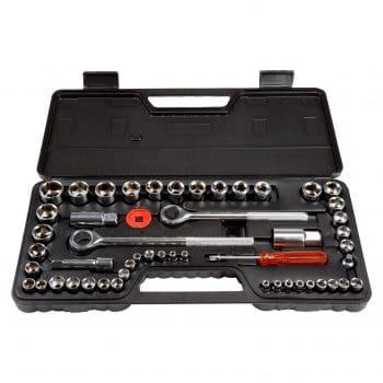 Stelwar 52 Piece Drive Socket Set