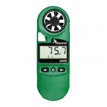 Kestrel 2000 Pocket Wind And Temperature Meter