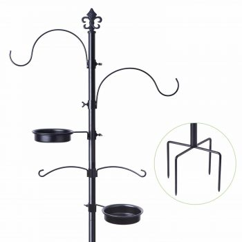 BOLITE 18014 Improved Version Bird Feeding Station