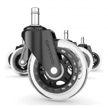 OPTTICO Office Chair Casters Wheels