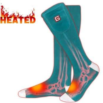 Rabbitroom Heated Socks
