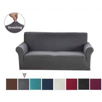 Argstar Jacquard Sofa Slipcover Furniture Protector