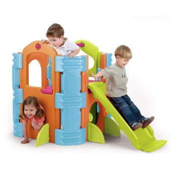 ECR4Kids Activity Park Playhouse for Kids