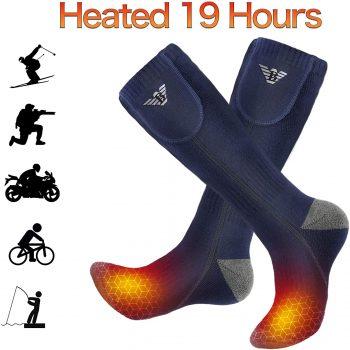 Gamegie Battery Heated Socks