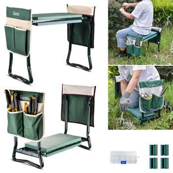 Sunix Foldable Garden Kneeler Seat