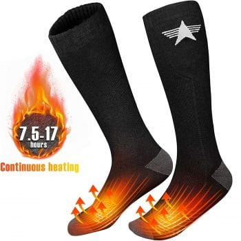 EEIEER Heated Socks