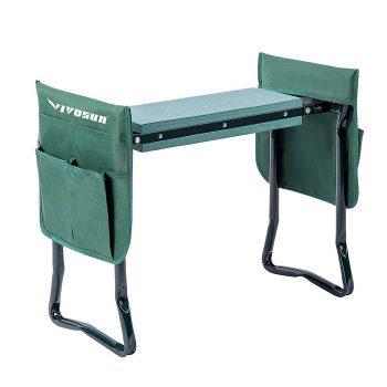 VIVOSUN Portable Foldable Garden Kneeler Seat