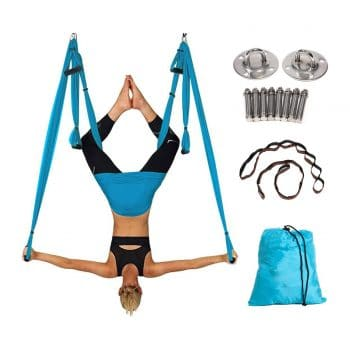 Hans and Alice Aerial Yoga Swing Yoga Hammock