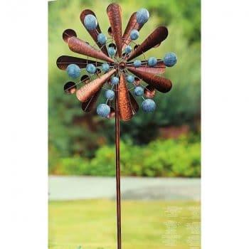 Reversible Wind Sculpture Weather-Resistant