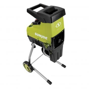 Sun Joe CJ603E Electric Silent Wood Chipper/Shredder