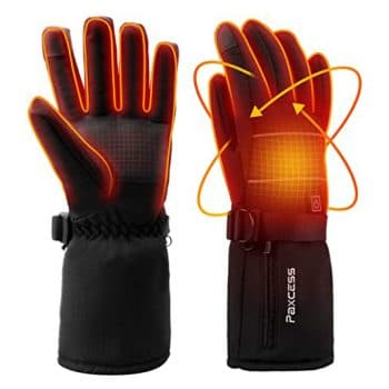 PAXCESS Heated Gloves
