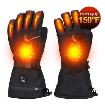 Alritz Heated Gloves