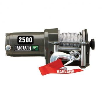 Central Purchasing LLC Electric ATV/Utility Winch