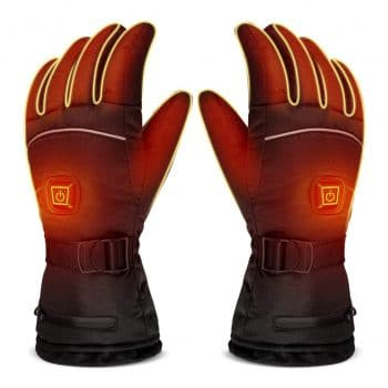 LUWATT Heated Gloves
