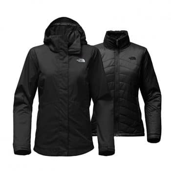 The North Face Women's Mossbud Triclimate Jacket