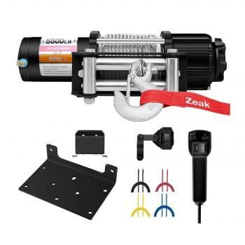 ZEAK Advanced 5500 lb Electric Winch