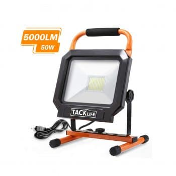 Tacklife LED Rechargeable Work Light 5000LM