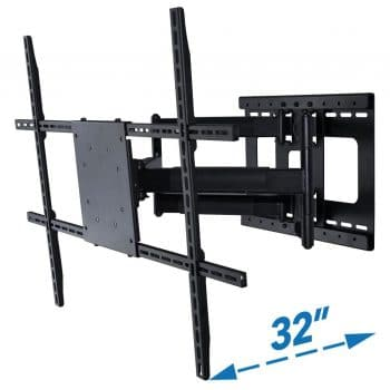Aeon Stands & Mounts Full-Motion TV Wall Mount